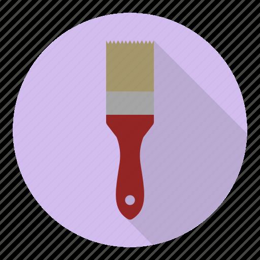 brush, colour, construction, decoration, paint, painter, profession icon