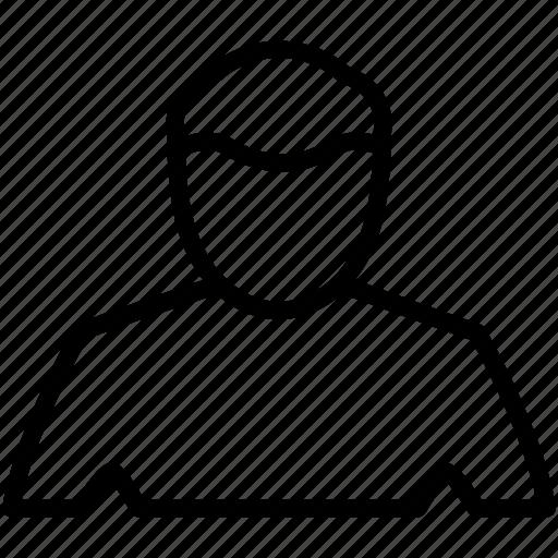 avatar, boy, male, man, person, profile, user icon