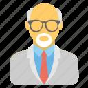 educator, instructor, lecturer, professor, teacher icon