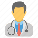 avatar, doctor, medical practitioner, physician, surgeon