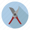 cut, garden, profession, scissors, secator icon