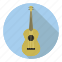 guitar, music, musician, play, profession, string, ukulele icon
