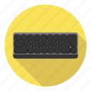 code, it, keyboard, profession, programer, type, write icon