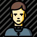 avatar, people, preist, professional, professions, user, vicar icon