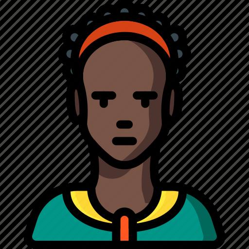 avatar, gym, people, professional, professions, sports, teacher icon