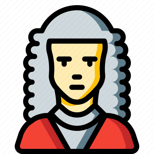 Avatar, judge, people, professional, professions, user icon - Download on Iconfinder