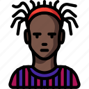 avatar, football, people, player, professional, professions, soccer icon
