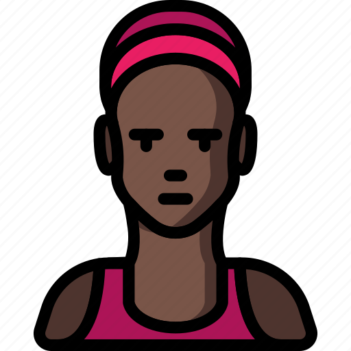 avatar, people, professional, professions, runner, sports, user icon