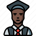 avatar, people, professional, professions, student, user icon