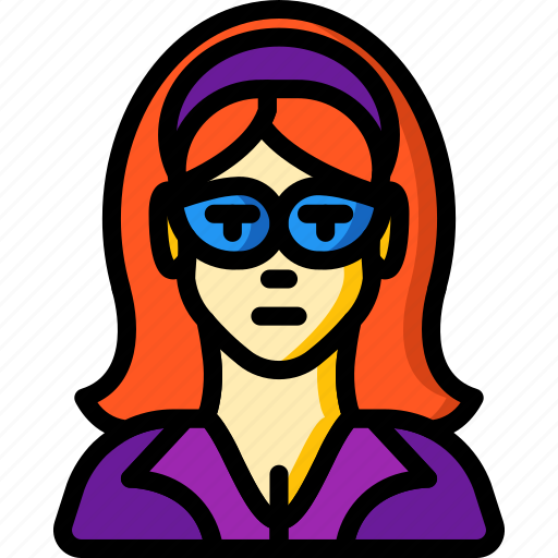 avatar, business, people, professional, professions, user, woman icon