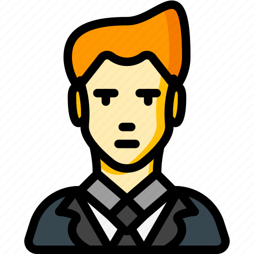 avatar, business, man, people, professional, professions, user icon