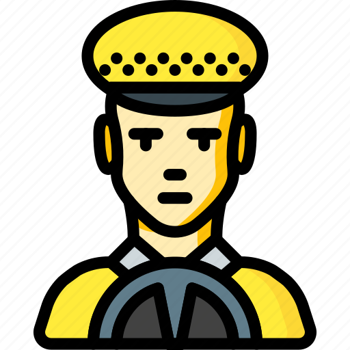 avatar, driver, people, professional, professions, taxi, user icon