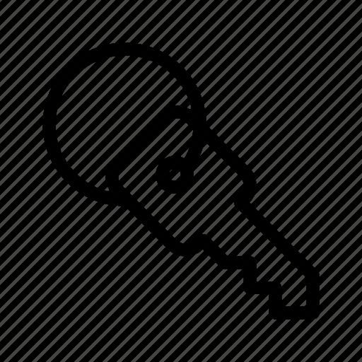 key, lock, password, secure, security icon