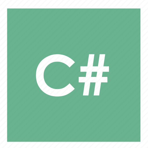 c#, code, lenguage, programming icon