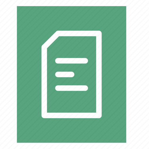 date, document, file, network, programming icon