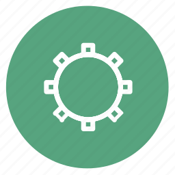gear, installation, programming, setting, web icon