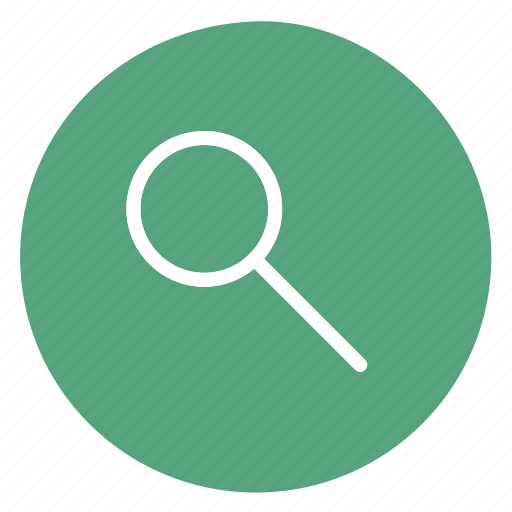 finder, loupe, magnifier, magnifying glass, search icon