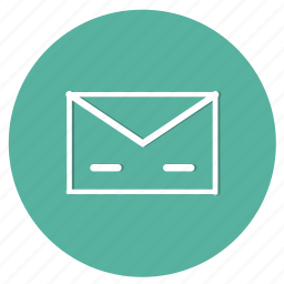 email, letter, mail, message, programming icon