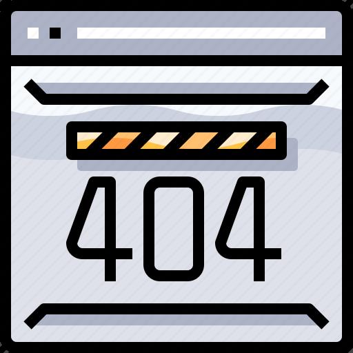 Develop, development, error, page, site, website icon - Download on Iconfinder