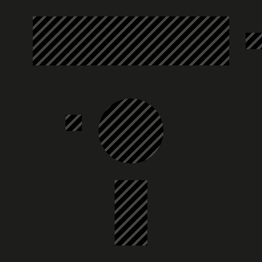 back, disc, floppy icon