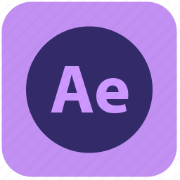after, editor, effects, program, video icon