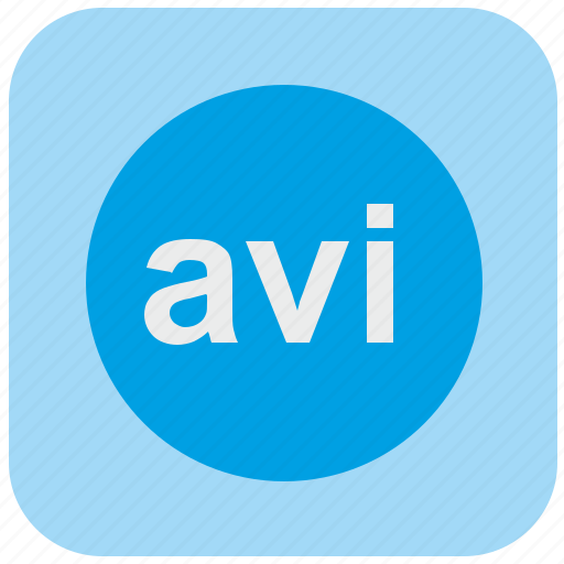 avi, movie, preview, program, video icon