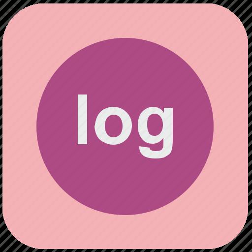 file, log, preview, program icon