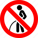ban, no, prohibited icon