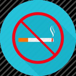 no, no smoking, prohibit, prohibited, smoke, smoking, stop icon