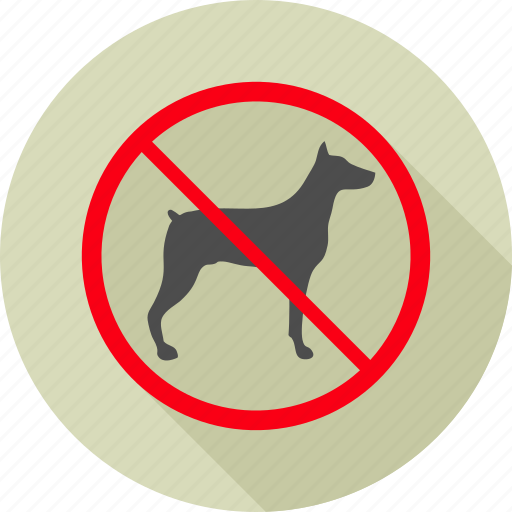 bark, dog, dogs, no barking, prohibit, prohibited, warning icon