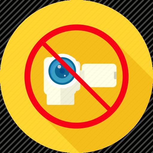 camera, cctv, no cctv, photography, photos, prohibit, prohibited icon