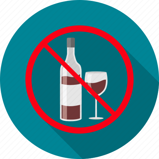 alchohal, avoid, drink, drinking, no alchohal, prohibit, prohibited icon