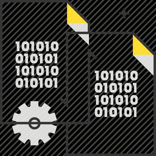 data, data exchange, synchronisation, transfer icon