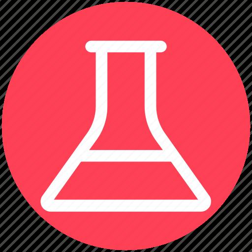 Analysis, beaker, chemistry, test, test tube, tube icon - Download on Iconfinder