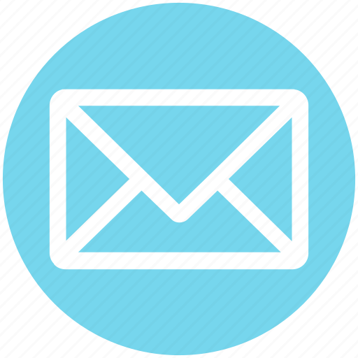 Email, inbox, mail, message, text icon - Download on Iconfinder