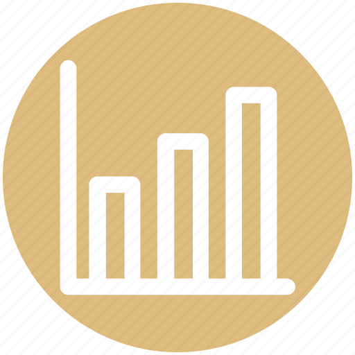 analytics, bar, diagram, progress, report, sales icon