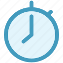 chronometer, minutes, stop watch, time, timer icon