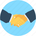 business partner, relationships, businessmen, deal, shake hand