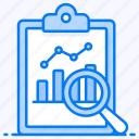 data visualization, growth chart, prediction model, predictive analytics, regression analysis, statistics icon