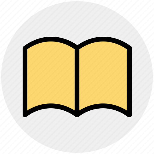 Book, book mark, open, open book, reading icon - Download on Iconfinder
