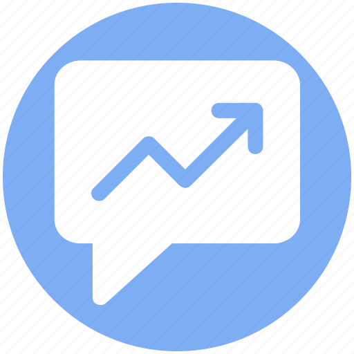 Chat, conversion, graph, message graph, text icon - Download on Iconfinder