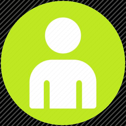 Employee, human, man, profile, user icon - Download on Iconfinder