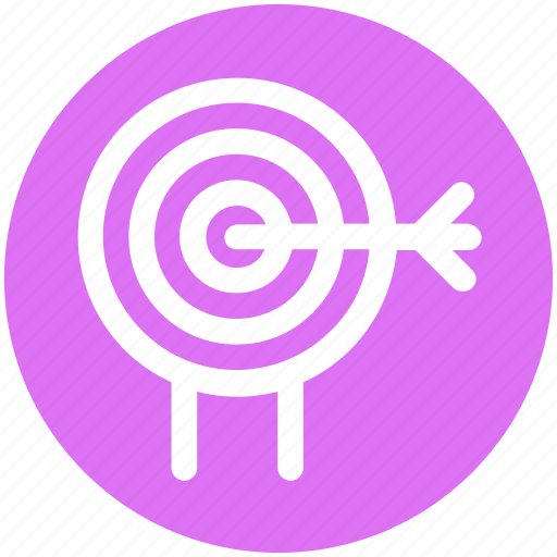 Aim, ambition, shooting, shooting target, sports shooting, target icon - Download on Iconfinder