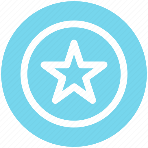 Award, book mark, favorite, one star, rating, star icon - Download on Iconfinder