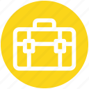 bag, bank, brief, business, case, money, office bag icon