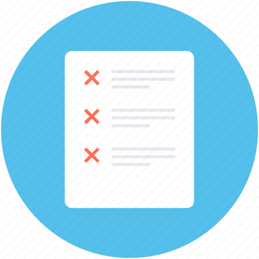 Appointment, checklist, list, memo, to do icon - Download on Iconfinder