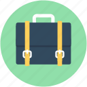 bag, briefcase, business bag, documents bag, portfolio icon