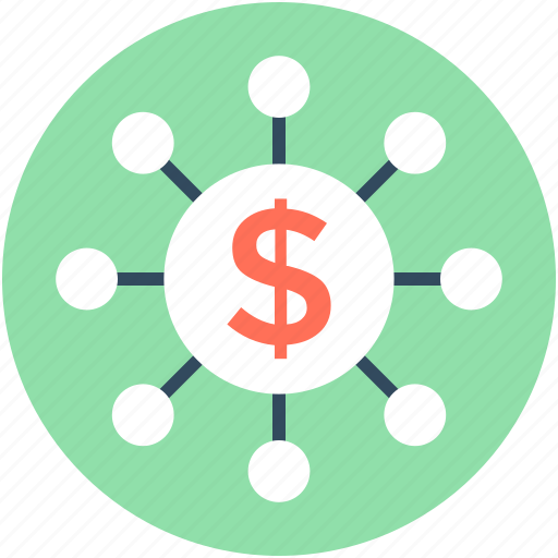 Affiliate marketing, marketing, network, people connections, social network icon - Download on Iconfinder