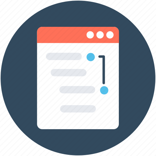 chart, project management icon