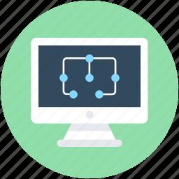 lcd, mac, monitor icon
